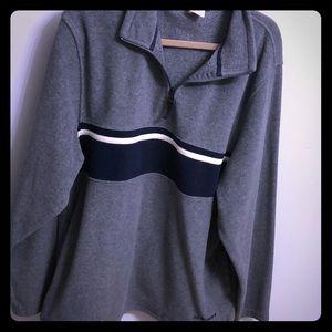 🌸🌸Men's Old Navy 1/4 Zip Fleece Hoodie Size XL